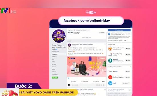 Bộ Công Thương sẽ định kỳ tổ chức Online Friday hàng tuần