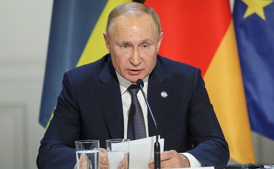 Tổng thống Putin lên án việc thể thao Nga bị cấm tham gia Olympic và World Cup