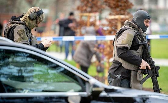 Xả súng tại bệnh viện ở Czech, 4 người thiệt mạng