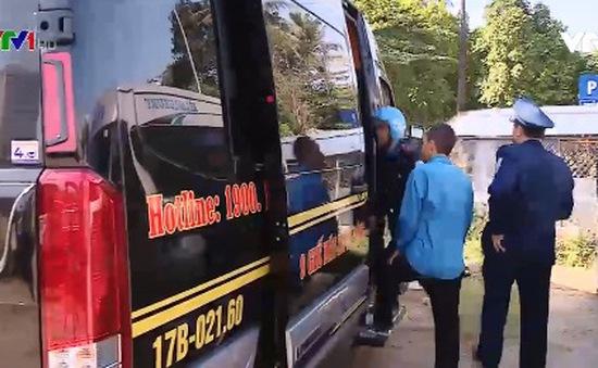 Lỗ hổng quản lý xe limousine