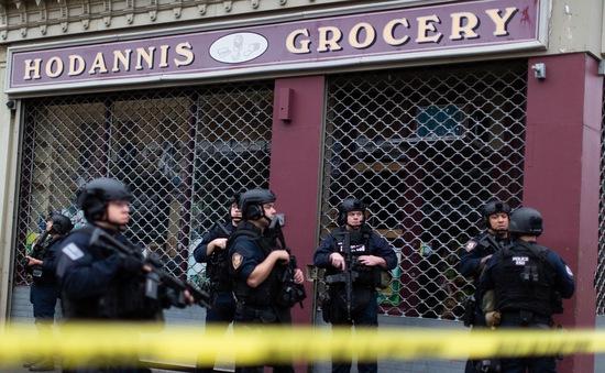 Xả súng tại New Jersey, Mỹ, ít nhất 6 người thiệt mạng