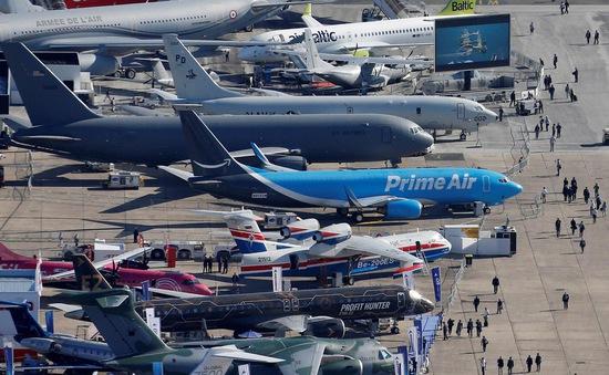 Airbus vẫn vượt Boeing về đơn đặt hàng và bàn giao máy bay