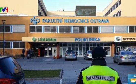 Nghi phạm xả súng tại bệnh viện ở Ostrava, CH Czech đã tự sát
