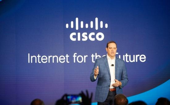 """Cisco công bố chiến lược """"Internet vì Tương lai"""" và kiến trúc silicon mới"""