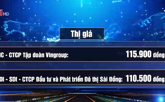 Công ty CP Đầu tư và Phát triển Đô thị Sài Đồng hủy giao dịch trên UPCOM