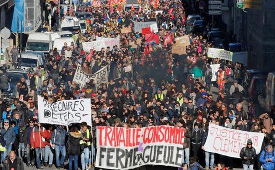 Pháp công bố chi tiết kế hoạch cải cách hưu trí