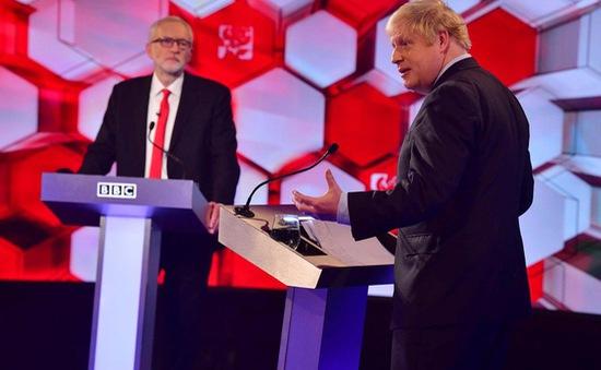 Kết quả sơ bộ bầu cử Quốc hội Anh