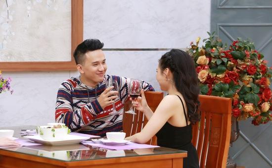 Trai đẹp Khắc Minh thú nhận học nấu ăn chỉ để chinh phục Lê Lộc