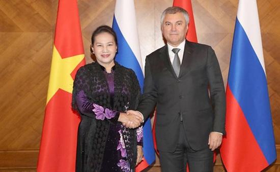 Chủ tịch Quốc hội Nguyễn Thị Kim Ngân kết thúc tốt đẹp chuyến thăm Nga và Belarus