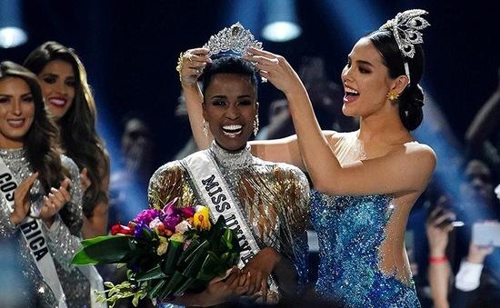 Những hoa hậu da màu chiến thắng định kiến