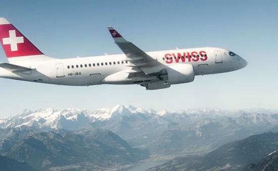 Thụy Sĩ yêu cầu nhân viên hạn chế đi máy bay để giảm phát thải khí CO2