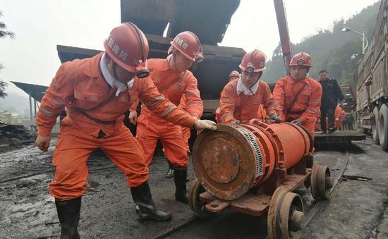Tai nạn mỏ than tại Trung Quốc, 4 người thiệt mạng