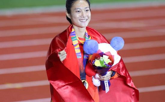 Lê Tú Chinh - gương mặt tiêu biểu của Thể thao TP Hồ Chí Minh