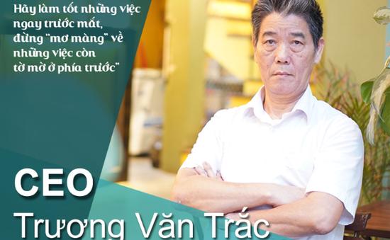 """CEO Trương Văn Trắc vướng """"dây tơ hồng"""" se duyên cùng ngành tuyển dụng việc làm"""
