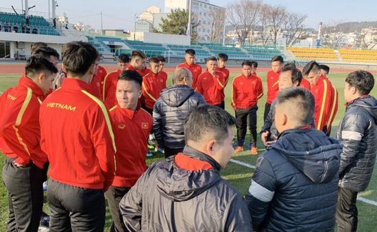 Thủ quân Quang Hải tiết lộ đồ ăn ngon của U23 Việt Nam ở xứ Hàn