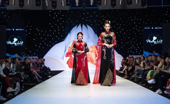 NTK Phương Hồ mang dấu ấn Á Đông lên sàn diễn VIBFW 2019
