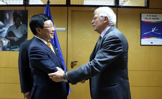 Quan hệ Việt Nam – EU có những bước phát triển mạnh mẽ và toàn diện