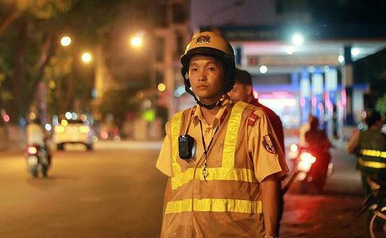 Tăng cường gấp đôi tổ công tác 141 trực giao thông ban đêm
