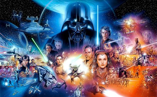 Sau hơn 40 năm, Star Wars vẫn là vũ trụ điện ảnh có tầm ảnh hưởng nhất mọi thời đại