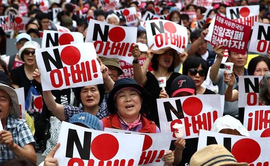 Mâu thuẫn Nhật Bản - Hàn Quốc: Vì đâu nên nỗi?