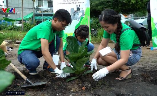 Thêm 3.000 cây xanh được trồng mới