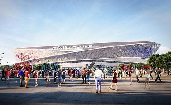 AC Milan và Inter Milan chưa từ bỏ tham vọng xây sân mới