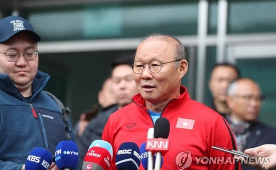 HLV Park Hang-seo: Việt Nam có 6, 7 cầu thủ mang tố chất như Son Heung-min