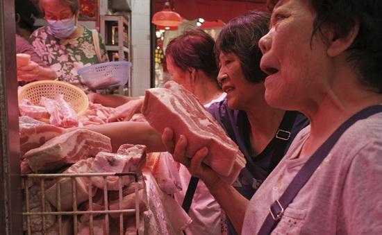 Trung Quốc nỗ lực giải quyết tình trạng giá thịt lợn trong nước