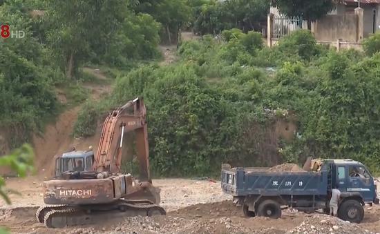 Khánh Hòa tăng cường quản lý khai thác cát, sỏi