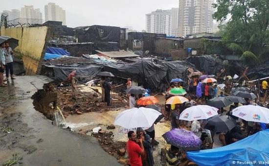 Sập tường khiến ít nhất 15 người thiệt mạng ở Ấn Độ