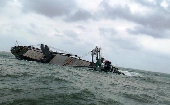 Sẽ hút toàn bộ dầu trong tàu chìm ở Hà Tĩnh