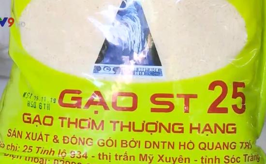 Khẩn cấp bảo vệ thương hiệu gạo ngon ST25