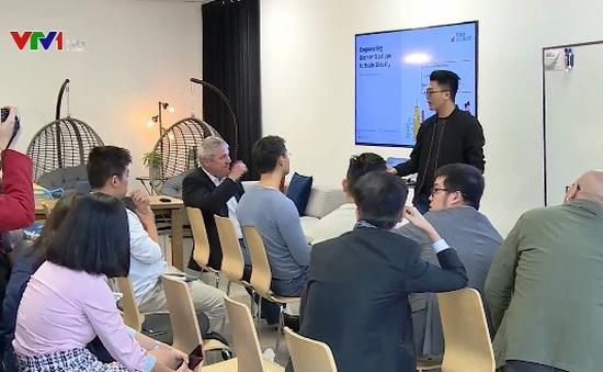 Kết nối startup Việt với trung tâm công nghệ cao ở Mỹ