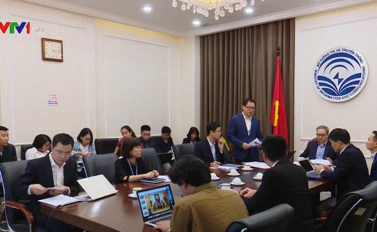 Việt Nam đăng cai hội nghị, triển lãm Thế giới số