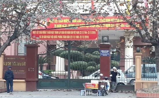 Thái Bình: Khởi tố hàng loạt cán bộ ngành LĐ-TB&XH về tội môi giới hối lộ, nhận hối lộ
