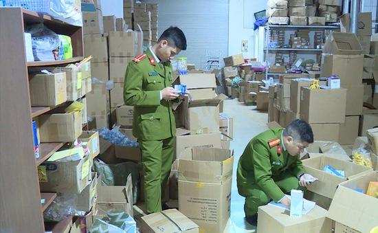 Bắc Ninh: Tịch thu hàng chục tấn thiết bị y tế để điều tra nguồn gốc xuất xứ