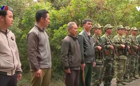 Đắk Nông: Quân dân chung tay bảo vệ đường biên giới