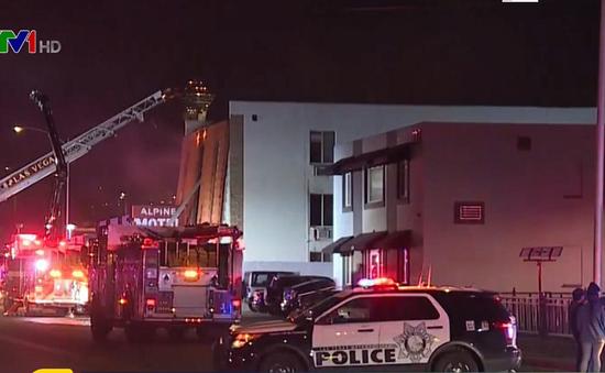 Cháy chung cư ở Las Vegas (Mỹ), 19 người thương vong