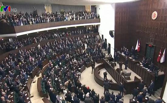 Thổ Nhĩ Kỳ thông qua ngân sách năm 2020, tăng mạnh chi tiêu cho quốc phòng