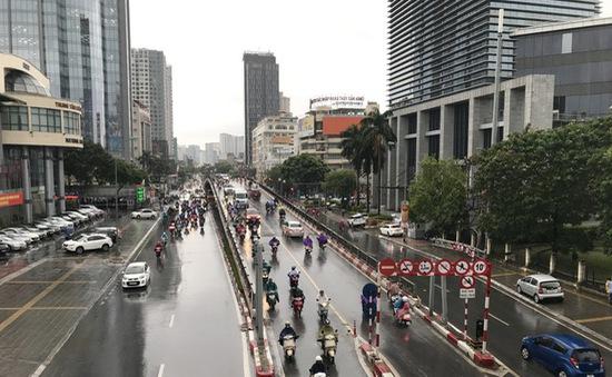 Chất lượng không khí của Hà Nội được cải thiện
