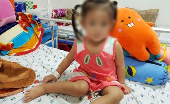 Hy hữu: Bé gái 3 tuổi đã mắc đột quỵ não