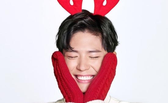 Park Bo Gum gửi tặng fan ca khúc Giáng sinh ngọt ngào