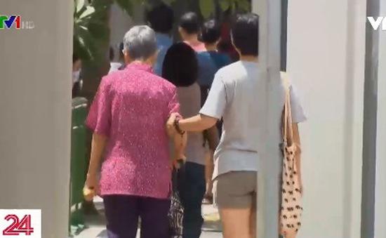 Xu hướng người cao tuổi Singapore làm việc sau khi nghỉ hưu
