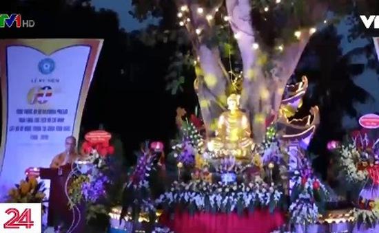 Kỷ niệm 60 năm Tổng thống Ấn Độ trao tặng Chủ tịch Hồ Chí Minh cây bồ đề