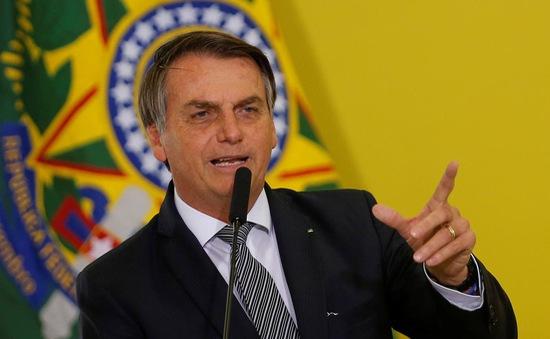 Tổng thống Brazil mất trí nhớ tạm thời sau khi bị ngã