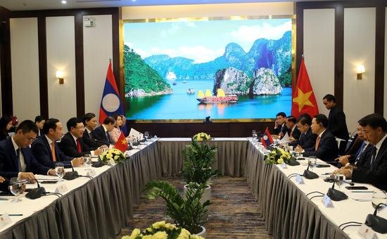 Tham vấn cấp Bộ trưởng Ngoại giao Việt Nam - Lào lần thứ 6
