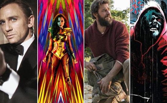 Điểm mặt những bộ phim không thể bỏ lỡ trong năm 2020