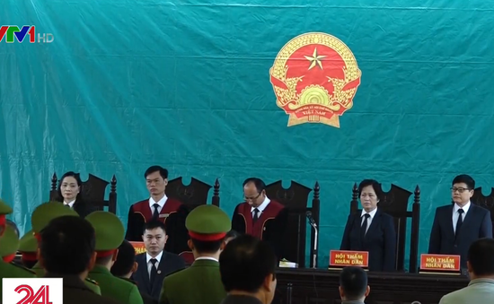Xét xử lưu động 9 bị cáo vụ sát hại nữ sinh giao gà tại Điện Biên