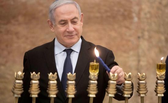 Thủ tướng Israel sơ tán tránh rocket giữa vận động tranh cử