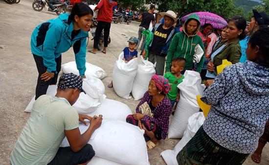 Xuất cấp hơn 100.000 tấn gạo hỗ trợ nhân dân